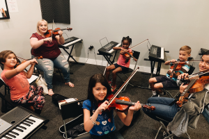 Group Violin Classes